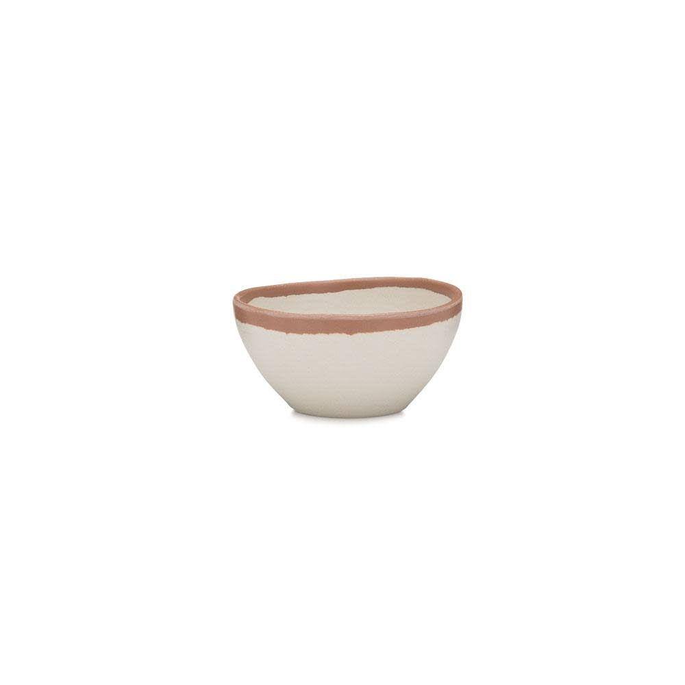 Potter Terracotta Dip Bowl