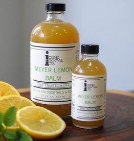 Iconic Cocktail Co. Mini Meyer Lemon Balm 4 oz.