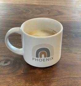 Anthony & Stork Phoenix Boho Rainbow Mug