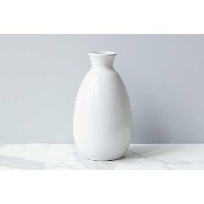 Stone Artisanal Vase, Med