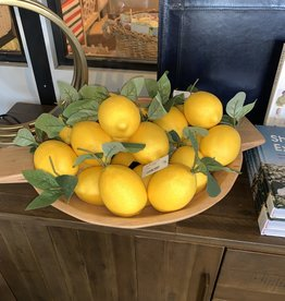 K&K Interiors Lemon with Foliage- Loose