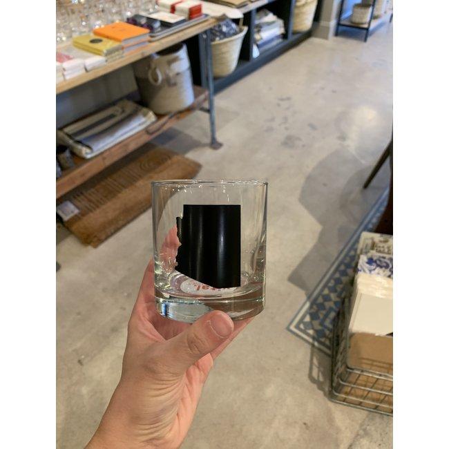 Arizona Rocks Glass Black