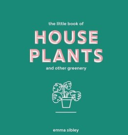 Chronicle Little Book of House Plants Other Greenery
