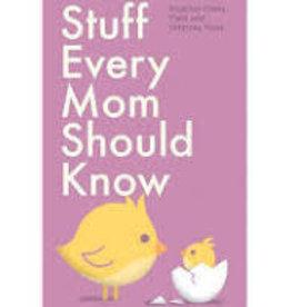 Penguin Random House Stuff Mom Should Know