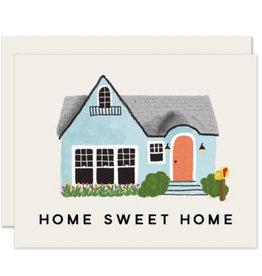 Slightly Home Sweet Home Card