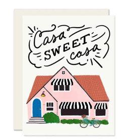 Slightly Casa Sweet Casa Card