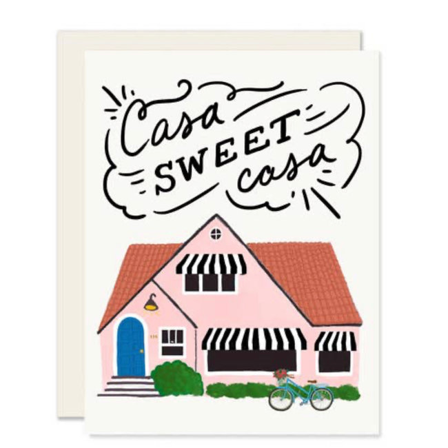 Casa Sweet Casa Card