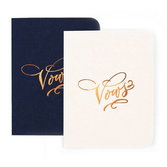 Vows Duo Notebooks