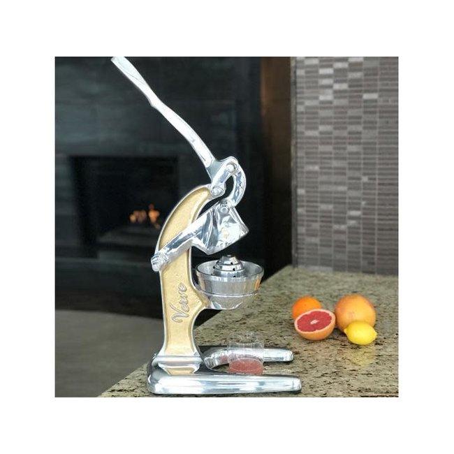Citrus Juicer Lg. Gold