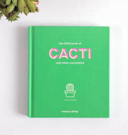 Chronicle Little Bk of Cacti & Other Succulents