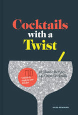 Chronicle cocktails with a twist
