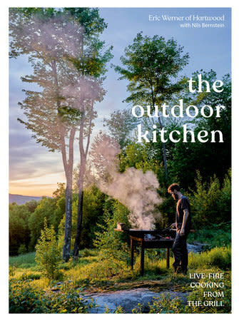 Penguin Random House Outdoor Kitchen