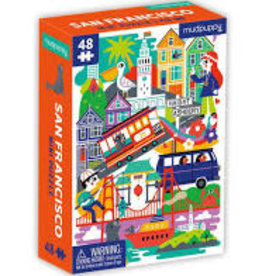Chronicle Puzzle mini 48pc San Francisco