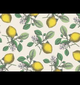 Lemon Pattern Placemat