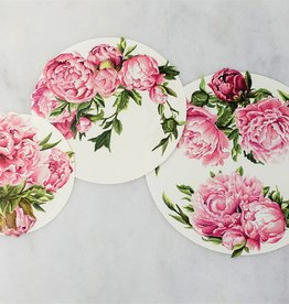 Peony Serving Papers