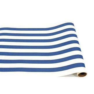 Navy Classic Stripe Runner