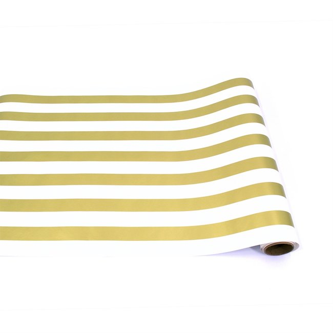 Gold Classic Stripe Runner