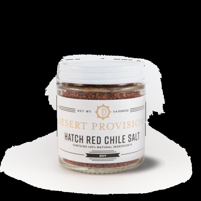 Hatch Red Chile Salt Hot