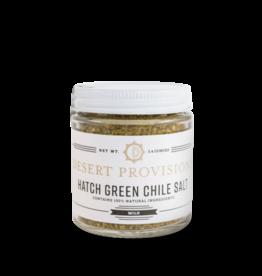 Desert Provisions Hatch Green Chile Salt HOT