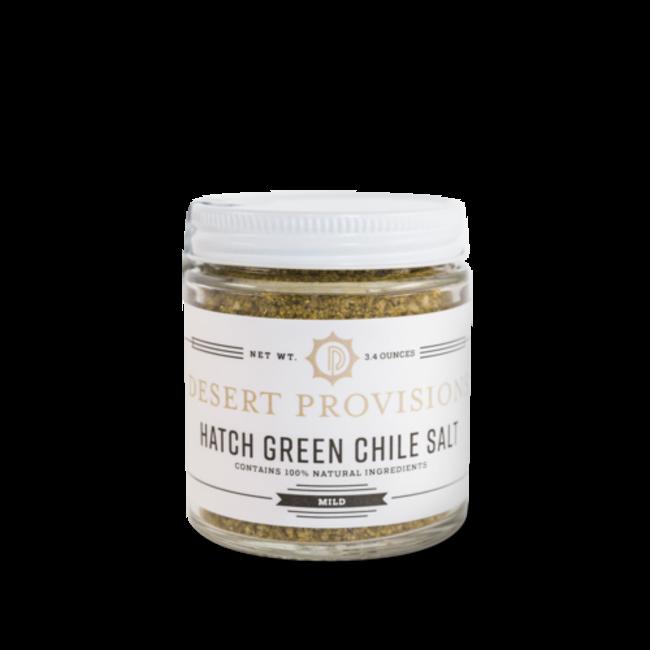 Hatch Green Chile Salt HOT