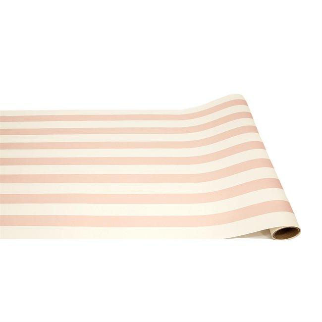 Pink Classic Stripe Runner