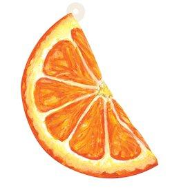Orange Slice Gift Tag