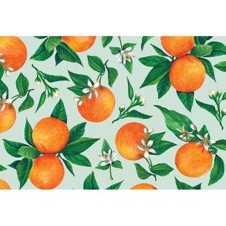 Orange Orchard Placemat
