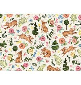 Bunny Garden Placemat