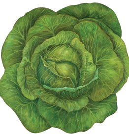 Die-Cut Cabbage Placemat
