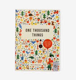 quarto One Thousand Things: Learn Your First Words with Little Mouse