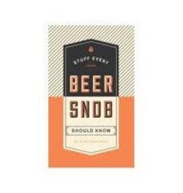 Penguin Random House Stuff Beer Snob Should Know