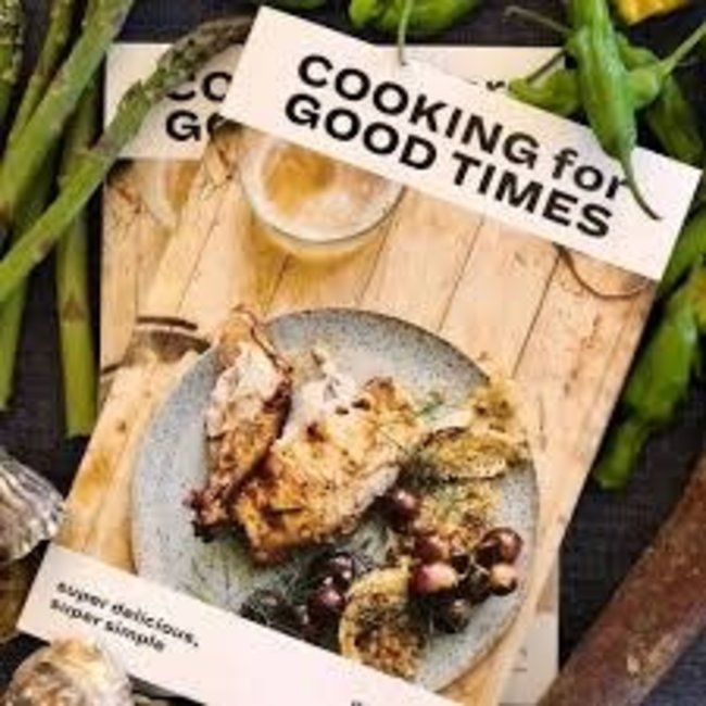 Penguin Random House Cooking for Good Times