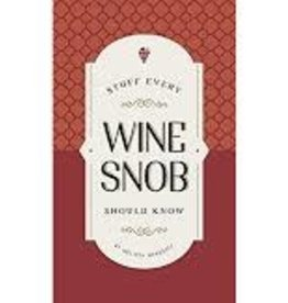 Penguin Random House Stuff Wine Snob Should Know
