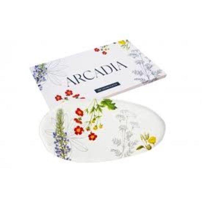 "Arcadia Platter 18"""