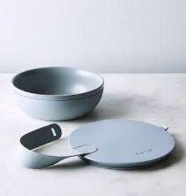 W & P Porter Ceramic Bowl Slate