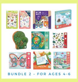 DJECO Bundle 2: Ages 4-6