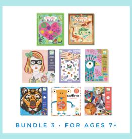 DJECO Bundle 3: Ages 7+