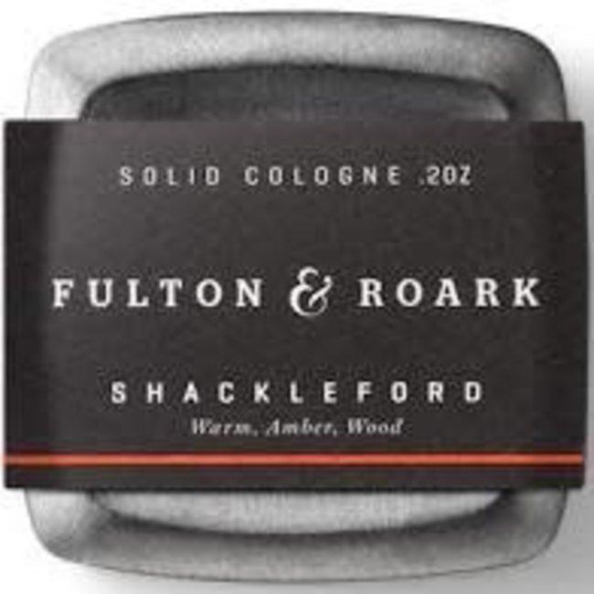 Shackleford Solid Cologne