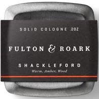 fulton & roarke Shackleford Solid Cologne