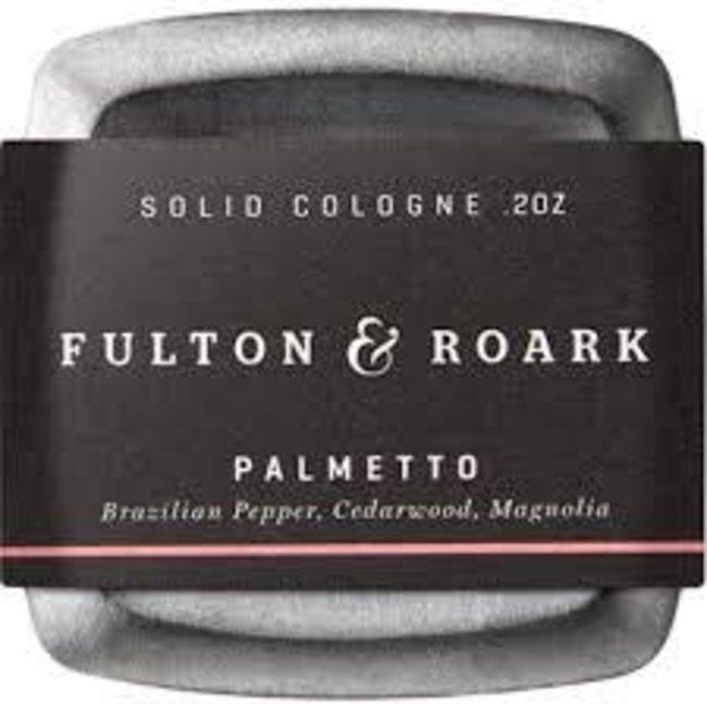 fulton & roarke Palmetto Solid Cologne