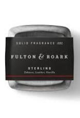 fulton & roarke Sterling Solid Cologne