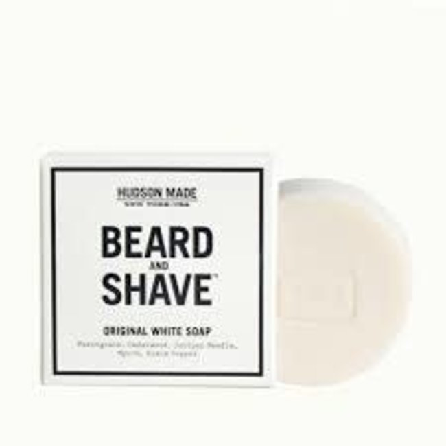Original White Beard & Shave Soap