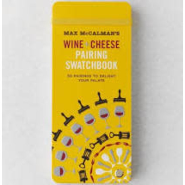 Wine and Cheese Swatchbook