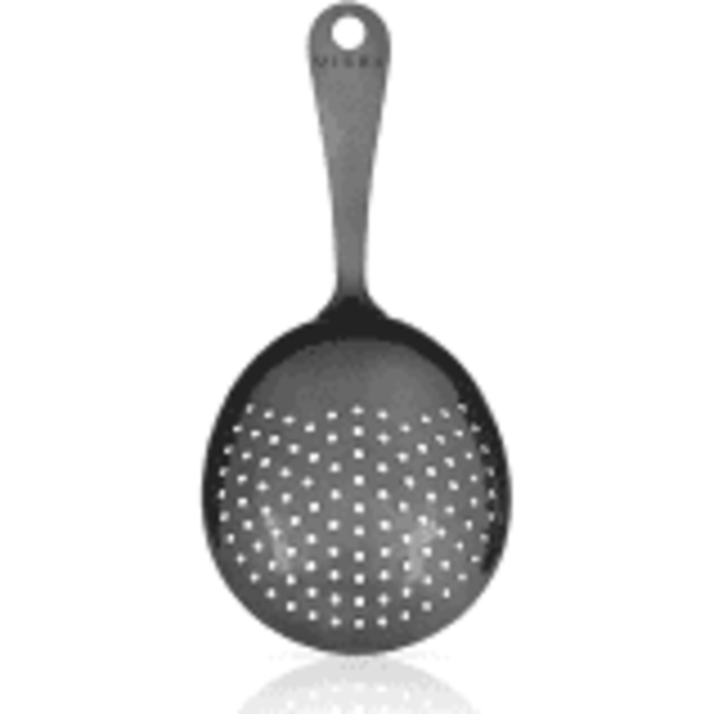 Gunmetal Black Julep Strainer