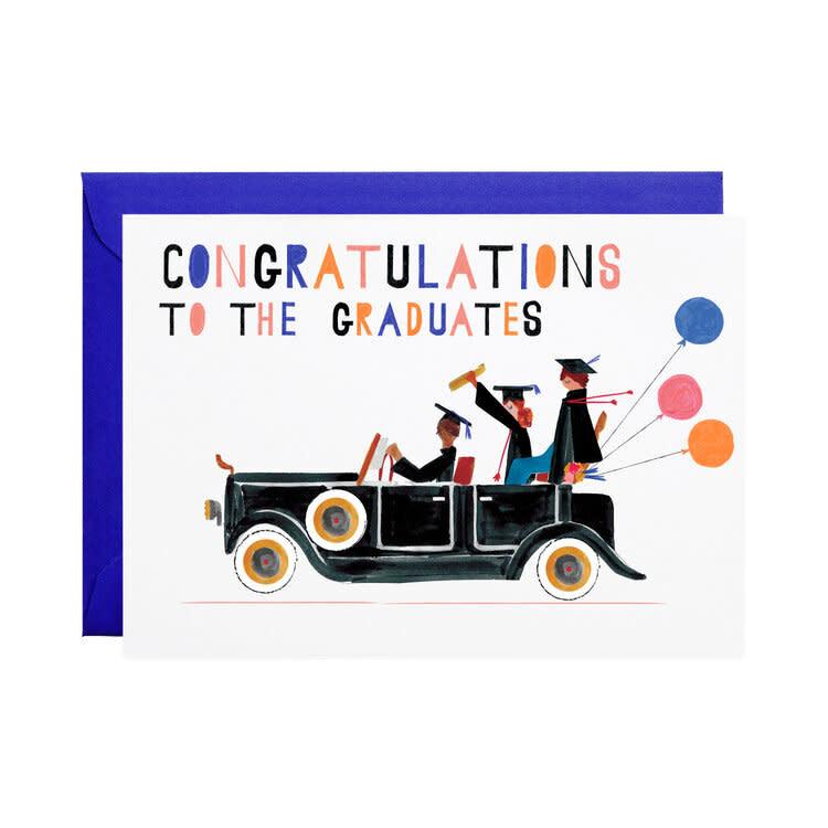The Packard Grad Card