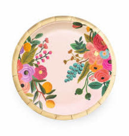 rifle paper co Garden Party Large Plates
