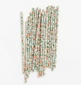rifle paper co Wildflower Paper Straws