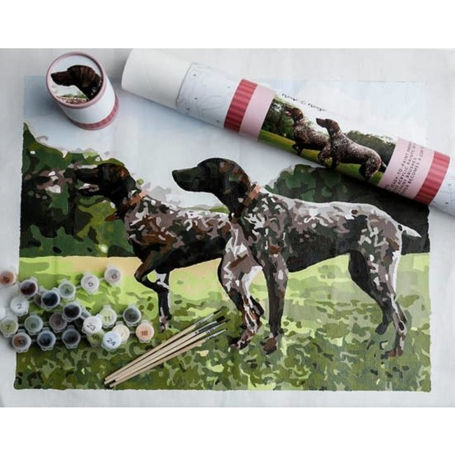 Remi & Reese Printed Canvas