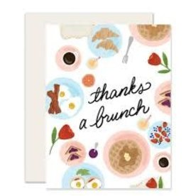 Slightly Thanks a Brunch Card