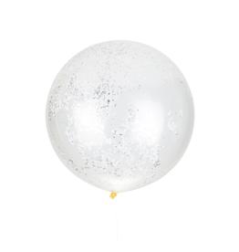 studio pep Disco Jumbo Confetti Balloon